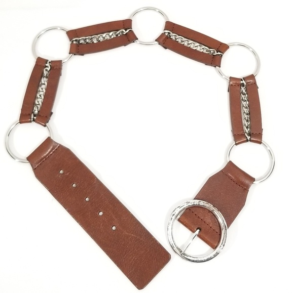 Michael Kors Accessories - Women's Michael Kors Leather Fashion Belt sz Small